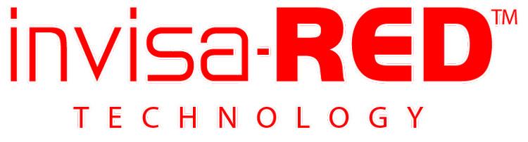 Invisa-Red Technology Logo