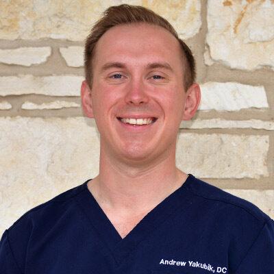 Chiropractor Temple TX Andrew Yakubik